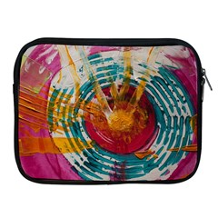 Art Therapy Apple Ipad Zippered Sleeve