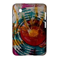 Art Therapy Samsung Galaxy Tab 2 (7 ) P3100 Hardshell Case