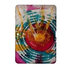 Art Therapy Samsung Galaxy Tab 2 (10.1 ) P5100 Hardshell Case