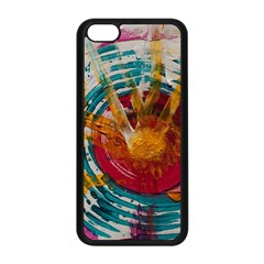 Art Therapy Apple iPhone 5C Seamless Case (Black)