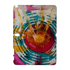Art Therapy Samsung Galaxy Note 10.1 (P600) Hardshell Case