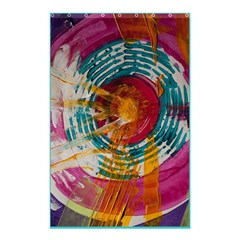 Art Therapy Shower Curtain 48  X 72  (small)