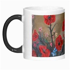 Poppy Garden Morph Mug