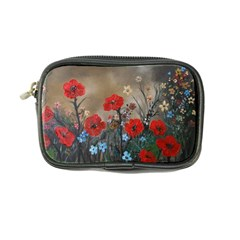 Poppy Garden Coin Purse
