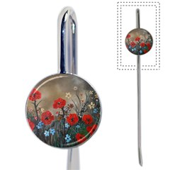 Poppy Garden Bookmark