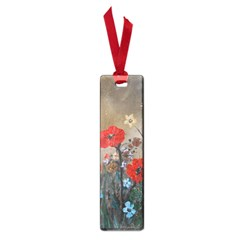 Poppy Garden Small Bookmark