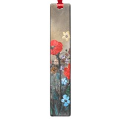 Poppy Garden Large Bookmark
