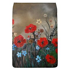 Poppy Garden Removable Flap Cover (Large)