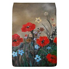 Poppy Garden Removable Flap Cover (Small)