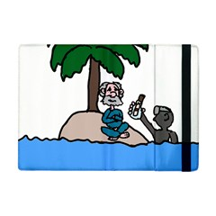 Desert Island Humor Apple Ipad Mini Flip Case