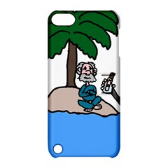 Desert Island Humor Apple iPod Touch 5 Hardshell Case with Stand