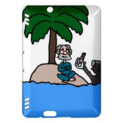 Desert Island Humor Kindle Fire HDX 7  Hardshell Case
