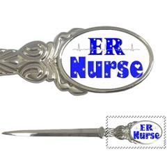 ER Nurse  Letter Opener