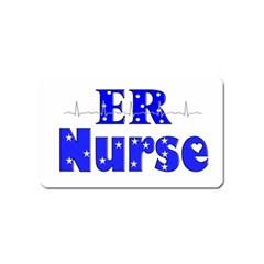 Er Nurse  Magnet (name Card)