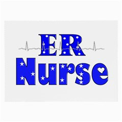 ER Nurse  Glasses Cloth (Large)