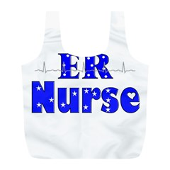 ER Nurse  Reusable Bag (L)