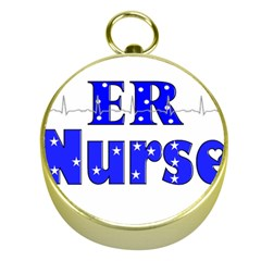 Er Nurse  Gold Compass