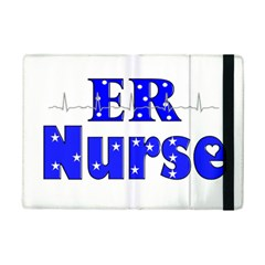 ER Nurse  Apple iPad Mini 2 Flip Case