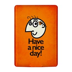 Have A Nice Day Happy Character Kindle 4 Hardshell Case