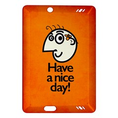 Have A Nice Day Happy Character Kindle Fire Hd 7  (2nd Gen) Hardshell Case