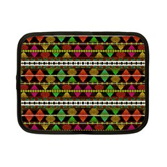 Aztec Style Pattern Netbook Sleeve (small)