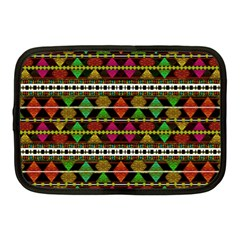 Aztec Style Pattern Netbook Sleeve (Medium)