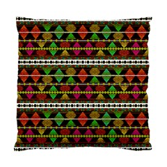 Aztec Style Pattern Cushion Case (Two Sided)
