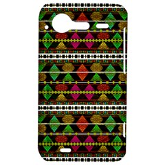 Aztec Style Pattern HTC Incredible S Hardshell Case