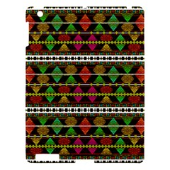 Aztec Style Pattern Apple Ipad 3/4 Hardshell Case