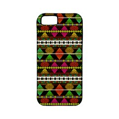 Aztec Style Pattern Apple iPhone 5 Classic Hardshell Case (PC+Silicone)