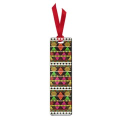 Aztec Style Pattern Small Bookmark