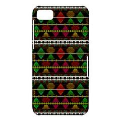 Aztec Style Pattern BlackBerry Z10 Hardshell Case