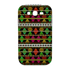 Aztec Style Pattern Samsung Galaxy Grand DUOS I9082 Hardshell Case
