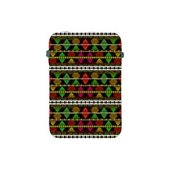 Aztec Style Pattern Apple iPad Mini Protective Sleeve