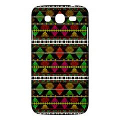 Aztec Style Pattern Samsung Galaxy Mega 5 8 I9152 Hardshell Case