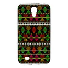 Aztec Style Pattern Samsung Galaxy Mega 6.3  I9200 Hardshell Case