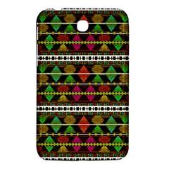 Aztec Style Pattern Samsung Galaxy Tab 3 (7 ) P3200 Hardshell Case