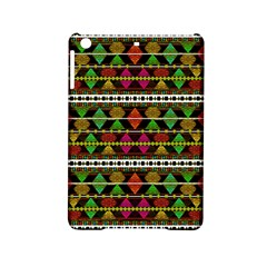 Aztec Style Pattern Apple iPad Mini 2 Hardshell Case