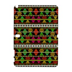 Aztec Style Pattern Samsung Galaxy Note 10 1 (p600) Hardshell Case