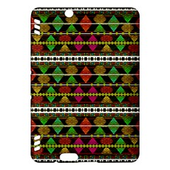 Aztec Style Pattern Kindle Fire HDX 7  Hardshell Case
