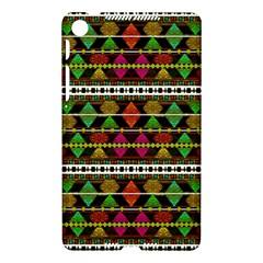 Aztec Style Pattern Google Nexus 7 (2013) Hardshell Case
