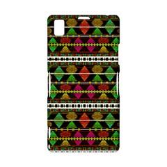 Aztec Style Pattern Sony Xperia Z1 L39H Hardshell Case