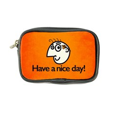 Have A Nice Day Happy Character Coin Purse