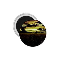 Dark Meadow Landscape  1 75  Button Magnet