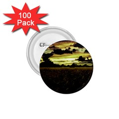 Dark Meadow Landscape  1.75  Button (100 pack)