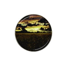 Dark Meadow Landscape  Golf Ball Marker (for Hat Clip)