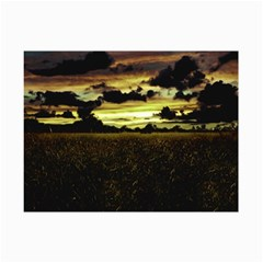 Dark Meadow Landscape  Canvas 20  x 30  (Unframed)