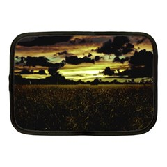 Dark Meadow Landscape  Netbook Sleeve (Medium)