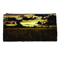 Dark Meadow Landscape  Pencil Case