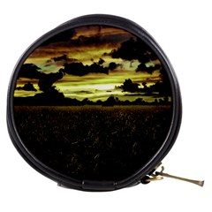 Dark Meadow Landscape  Mini Makeup Case
